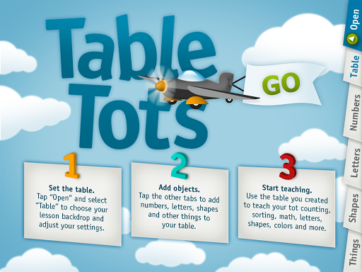 TableTots Teacher