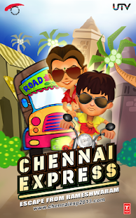 Chennai Express Official Game - screenshot thumbnail
