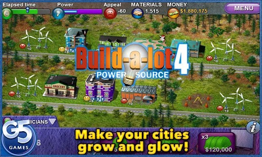 Build-a-lot 4: Power Source - screenshot thumbnail