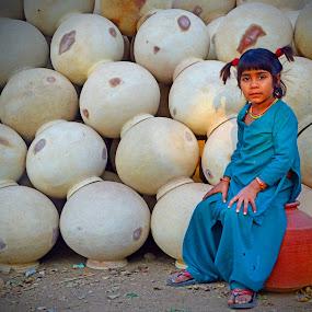 by Himanshu Maya - Babies & Children Child Portraits