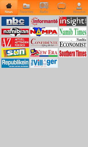 Namibia Newspapers.