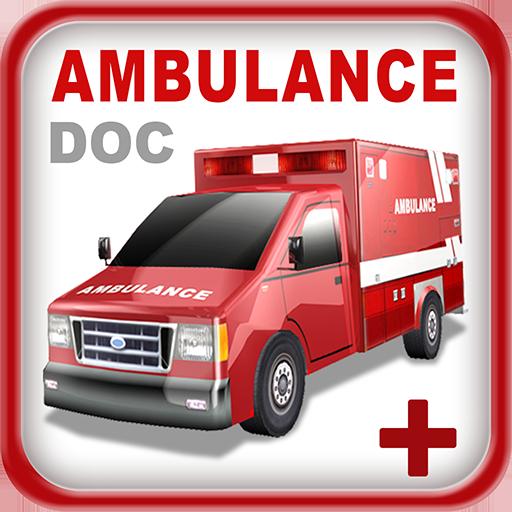 模拟の救急医師レスキュードライバー LOGO-記事Game