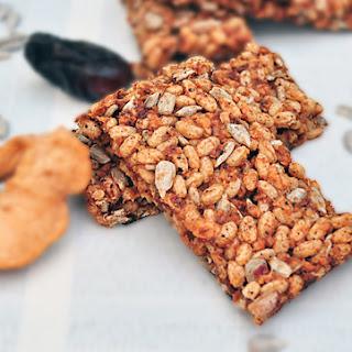 Nut Free Snack Bars
