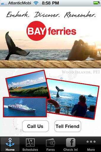 NFL Bay Ferries - Ferries.ca