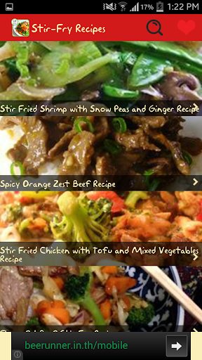 Stir-Fry Recipes