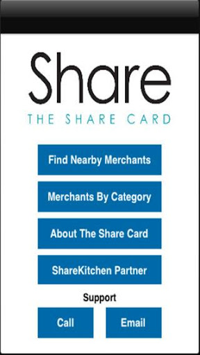 The Share Card