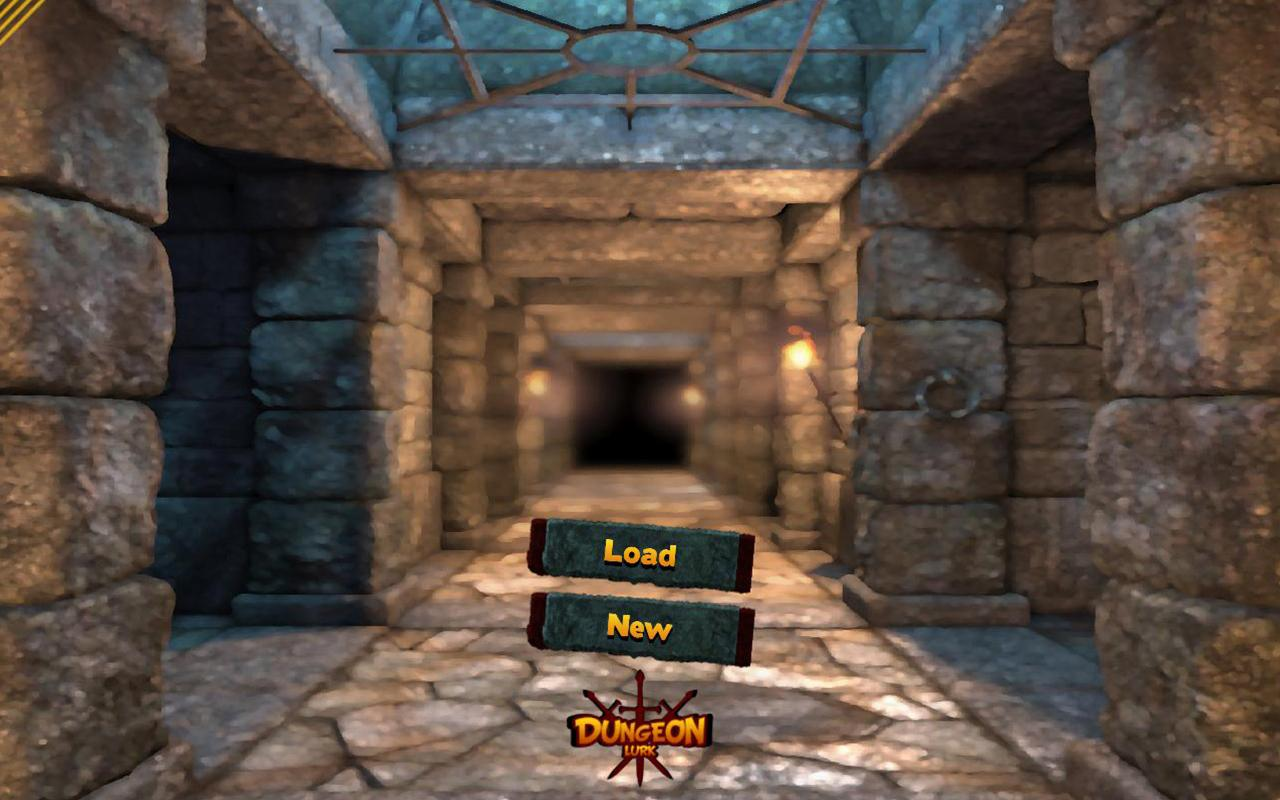 Dungeon Lurk Adventure Lite - screenshot