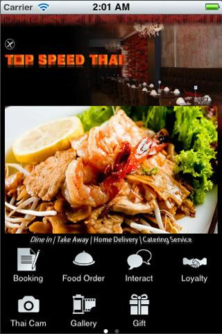 Top Speed Thai