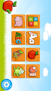Kids Alphabet Game Lite- screenshot thumbnail