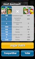 Screenshot of Buraco Jogatina