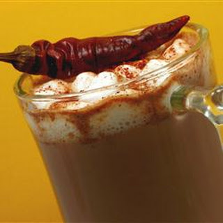 Easy Mexican Hot Chocolate.