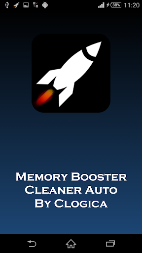 Memory Booster Cleaner Auto