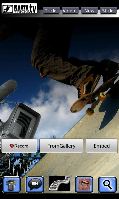 Skate Tricks .TV - Slow Motion- screenshot