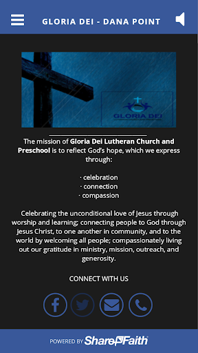 Gloria Dei - Dana Point