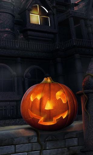 Fearful Zombie Halloween LWP