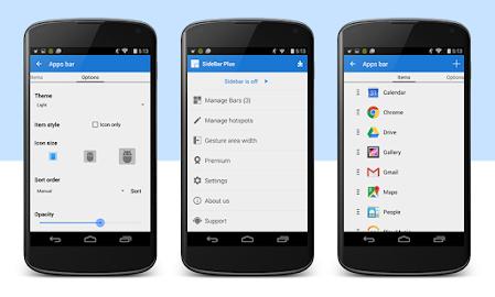 Sidebar Plus (Multi-bars) Screenshot 8