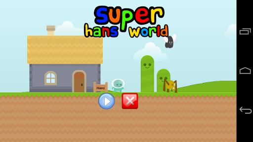 Super Hans World
