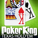 Poker KinG Green-Texas Holdem logo