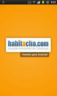 habitaclia portal inmobiliario- screenshot thumbnail