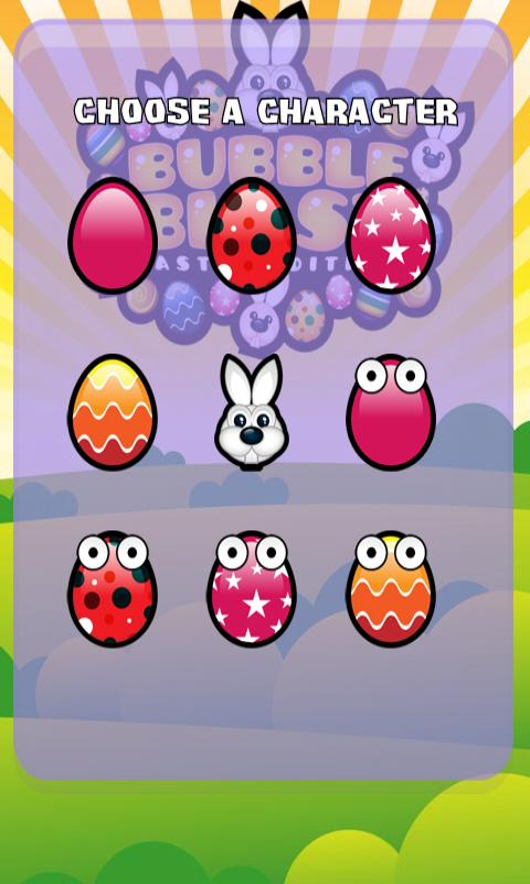 Bubble Blast Easter- screenshot