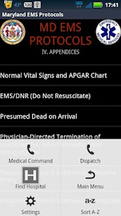 DEMO - MD EMS Protocols - screenshot thumbnail