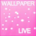Pink World Live Wallpaper