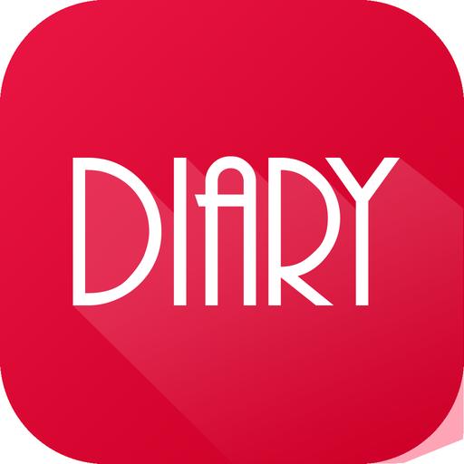 Diary Magazine LOGO-APP點子