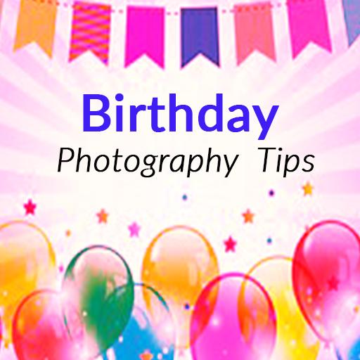 Birthday Photography Album