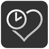 Love Clock Widget