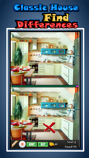 Classic House Find Differences 1.4.0 screenshots 15