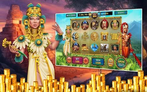 Maya Slots - Vegas Pokies Game