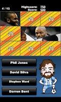 Screenshot of Guess Who? -Premier League