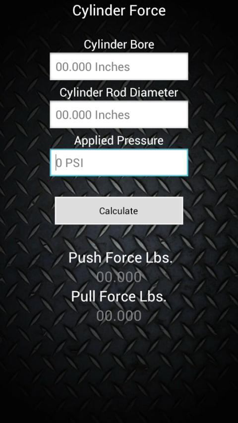 Dakota Fluid Power - screenshot