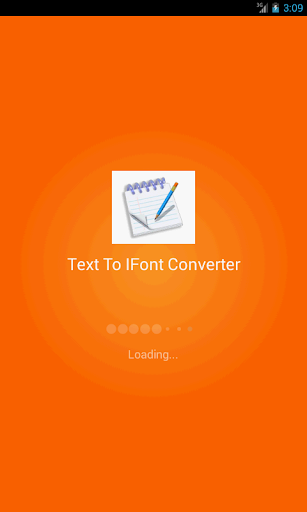 Text To IFont