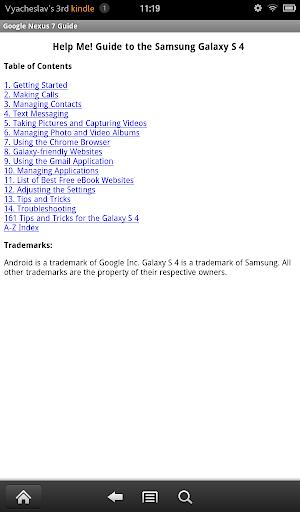 Galaxy S4 Survival Guide