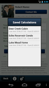Mortgage Calculator by Robert - screenshot thumbnail