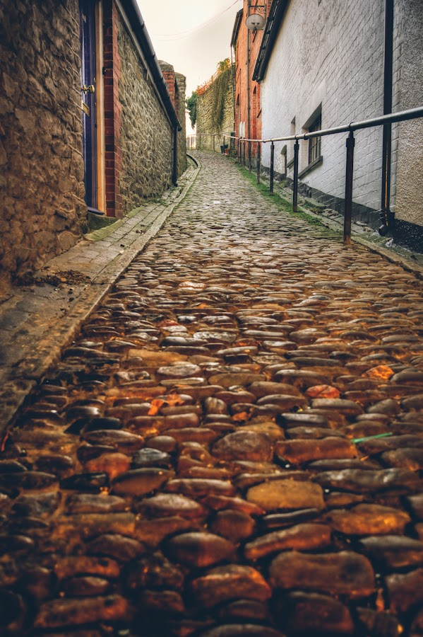 Builth Wells by Dominic Lemoine Photography - City,  Street & Park  Historic Districts
