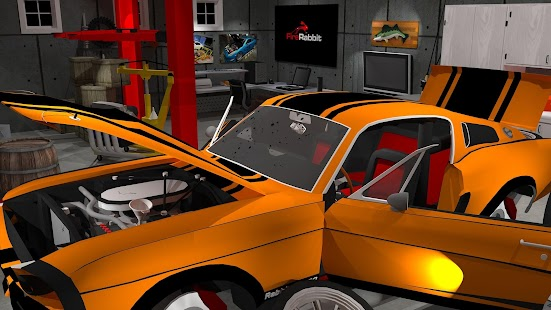 Fix My Car: Classic Muscle Car- screenshot thumbnail