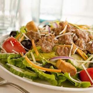 Summertime Sausage Salad