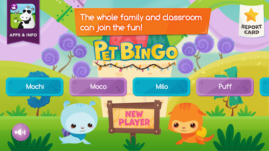 Pet Bingo by Duck Duck Moose- screenshot thumbnail