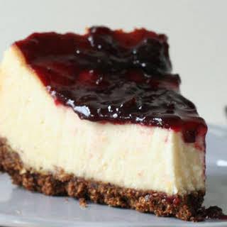 Foolproof Cheesecake.