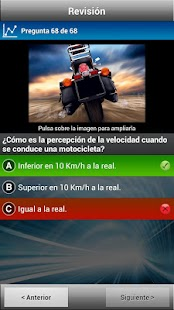 Test Motocicleta A1/A2- screenshot thumbnail