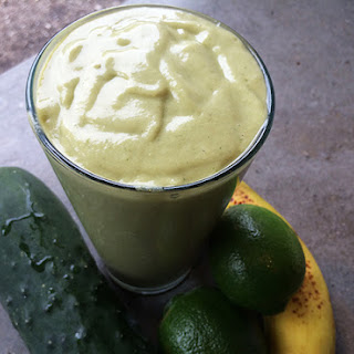A Smoothie to Help You Kick the Candy to the Curb