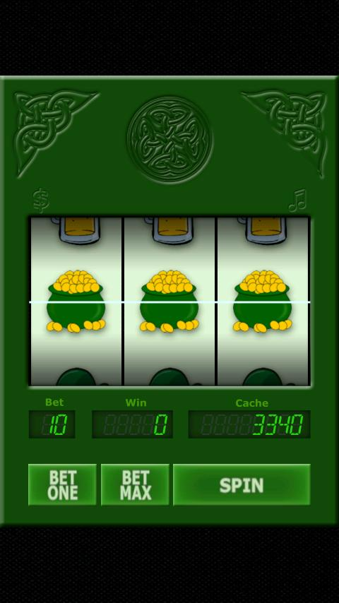Irish Slot - screenshot