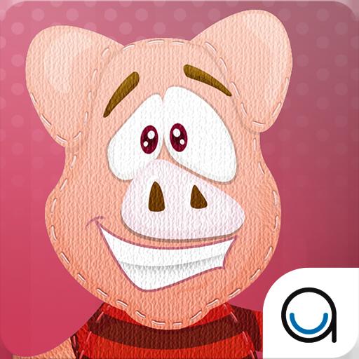 Learn to Read: Little Piggy 書籍 App LOGO-硬是要APP