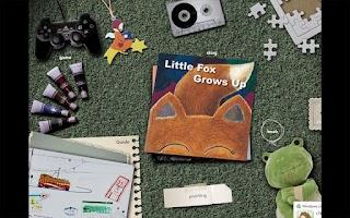 Screenshot of Little Fox Grows Up