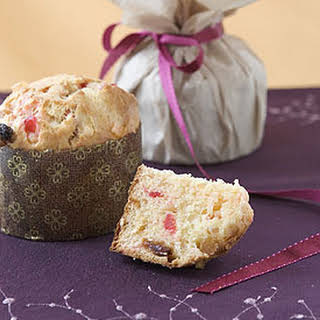 Panettone with Candied Fruit.