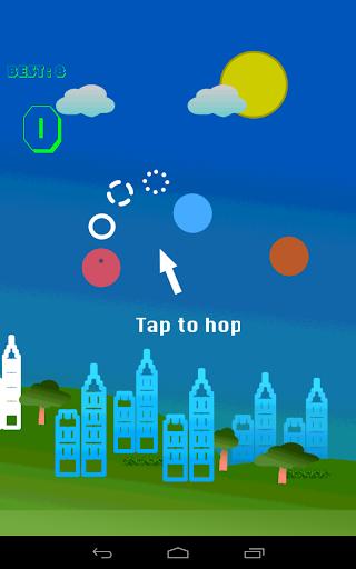 Hopping Dot