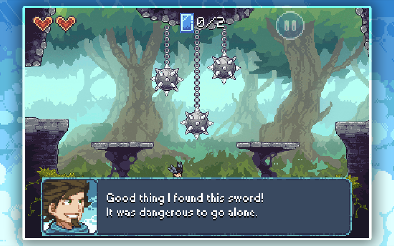 Spell Sword - screenshot