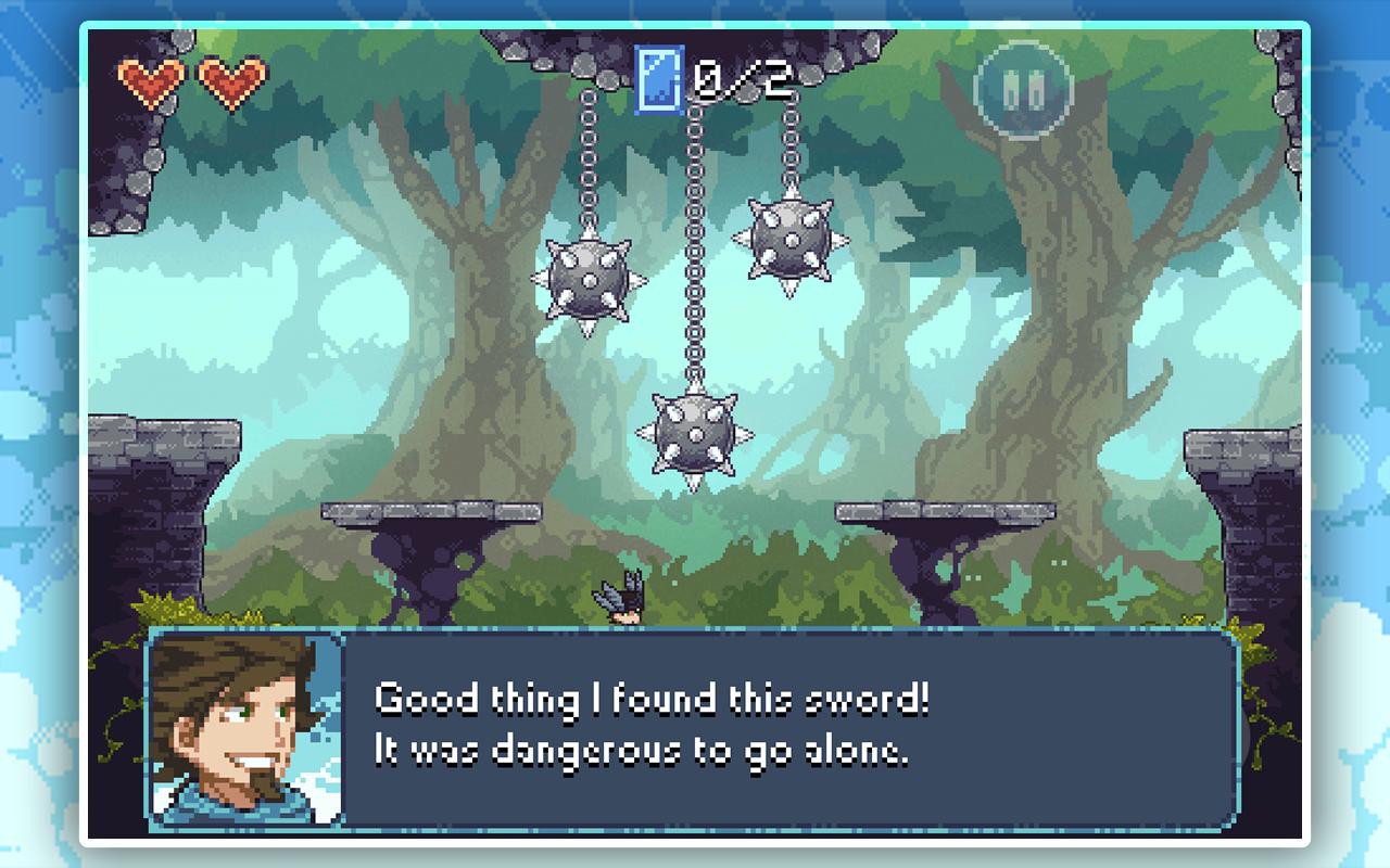 Spell Sword screenshot #1